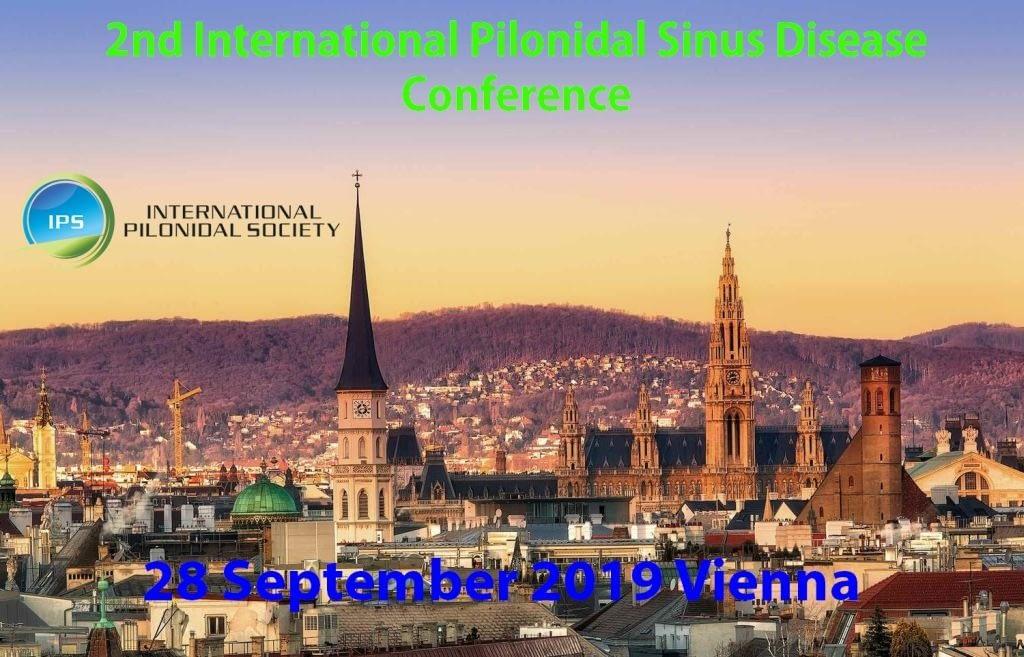 Ομιλία στο Παγκόσμιο Συνέδριο για τη Νόσο της Κύστης του Κόκκυγα