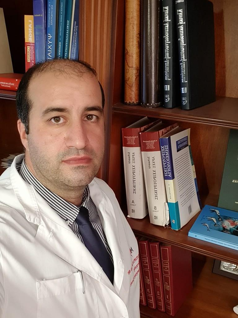 Γενικός Χειρουργός Γιώργος Γεωργίου